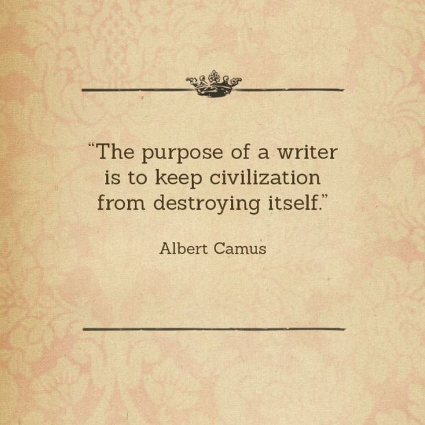 Camus Quotation